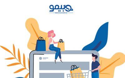 انتخاب قالب مناسب برای طراحی فروشگاه اینترنتی